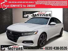 2018_Honda_Accord Sedan_Sport 1.5T CVT_ Medford NY