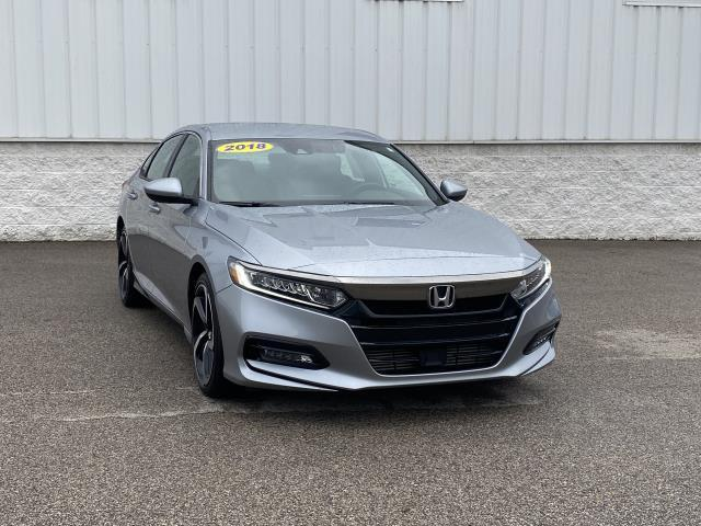 2018 Honda Accord Sedan Sport 1.5T CVT Muskegon MI
