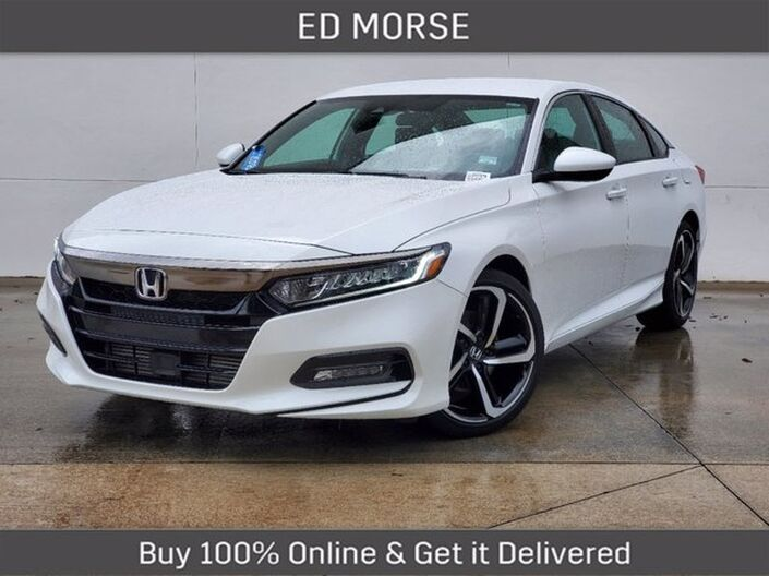 2018 Honda Accord Sedan Sport 1.5T CVT Riviera Beach FL