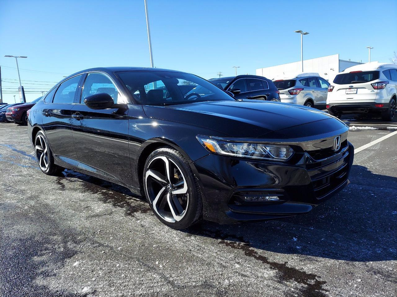 2018 Honda Accord Sedan Sport 1.5T Conshohocken PA