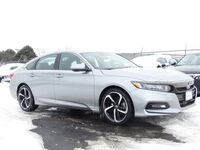 Honda Accord Sedan Sport 1.5T 2018