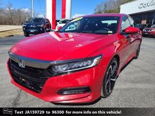 2018_Honda_Accord Sedan_Sport 1.5T_ Covington VA