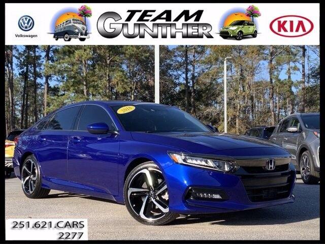 2018 Honda Accord Sedan Sport 1.5T Daphne AL
