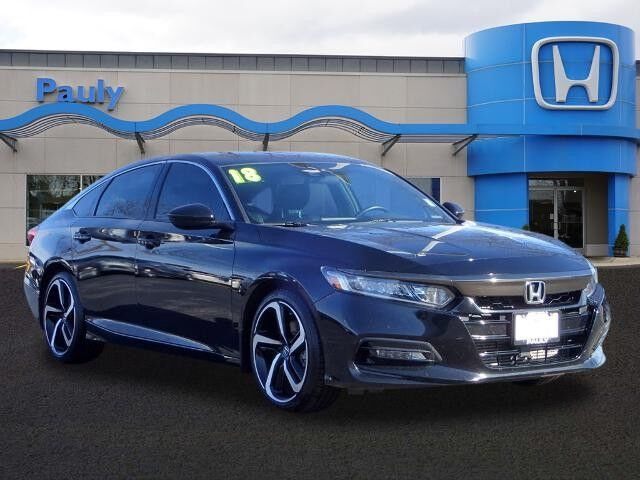 2018 Honda Accord Sedan Sport 1.5T Libertyville IL