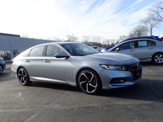 2018 Honda Accord Sedan Sport 1.5T Libertyville IL