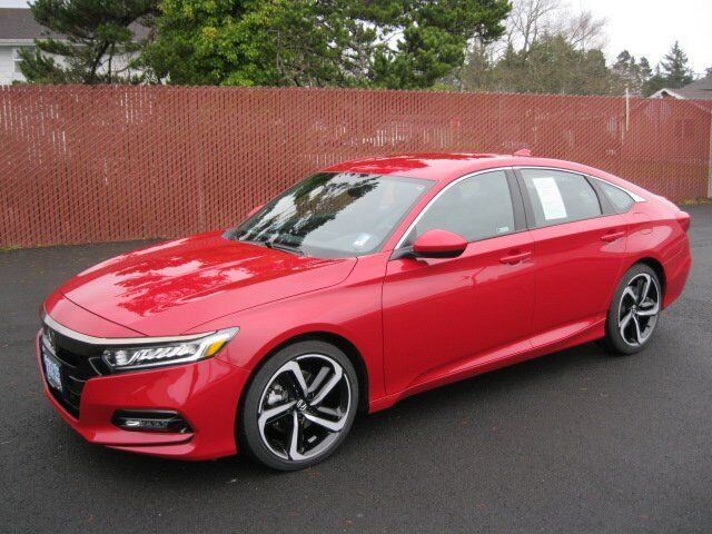 2018 Honda Accord Sedan Sport 1.5T Newport OR