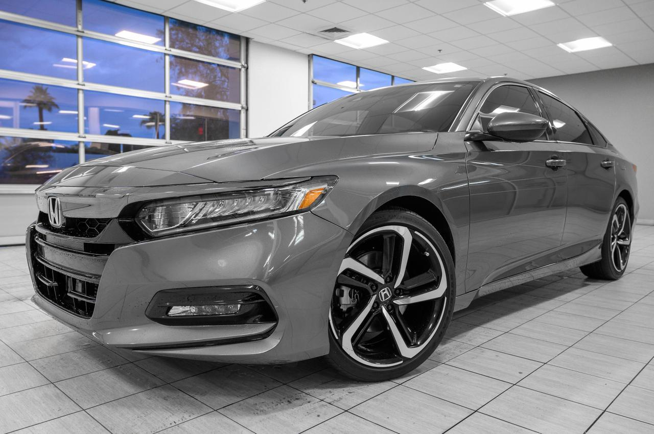 2018 Honda Accord Sedan Sport 1.5T Peoria AZ