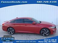 2018 Honda Accord Sedan Sport 1.5T Ponca City OK
