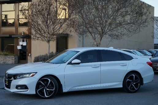 2018_Honda_Accord Sedan_Sport 1.5T_ San Rafael CA