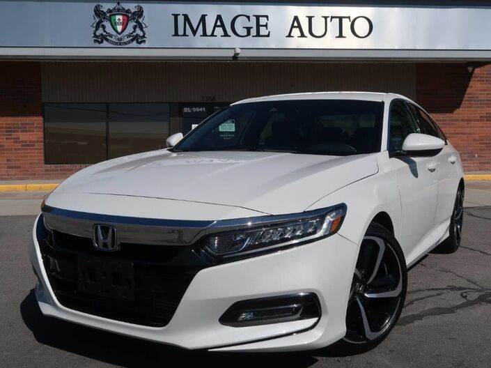 2018 Honda Accord Sedan Sport 1.5T West Jordan UT