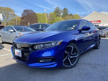 2018_Honda_Accord Sedan_Sport 1.5T_ Worcester MA