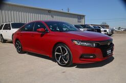 2018_Honda_Accord Sedan_Sport 1.5T_ Wylie TX