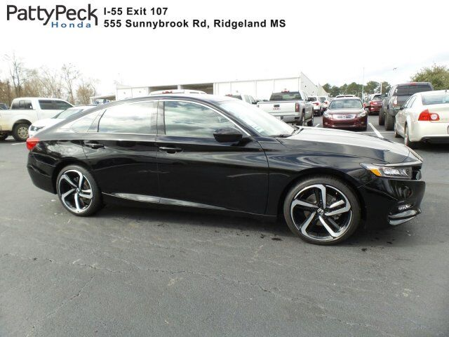 2018 Honda Accord Sedan Sport 2.0T FWD Jackson MS