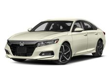 2018 Honda Accord Sedan Sport FWD