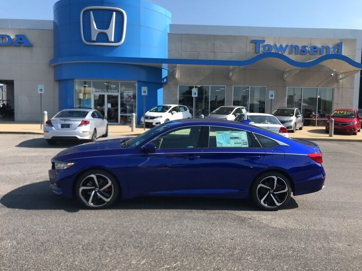 2018 Honda Accord Sedan Sport Tuscaloosa AL