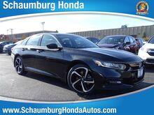 2018_Honda_Accord Sedan_Sport_ Schaumburg IL