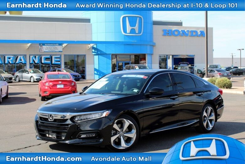 2018 Honda Accord Sedan Touring 1.5T Avondale AZ