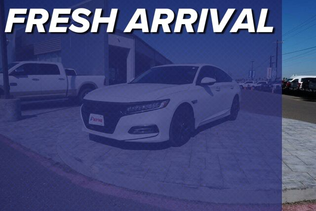 2018 Honda Accord Sedan Touring 1.5T Brownsville TX