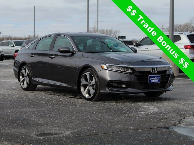 2018 Honda Accord Sedan Touring 1.5T Green Bay WI
