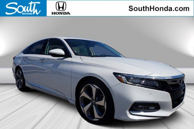 2018 Honda Accord Sedan Touring 1.5T Miami FL