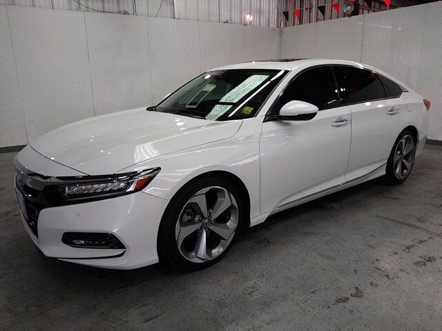 2018 Honda Accord Sedan Touring 1.5T Oroville CA