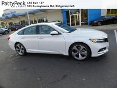 2018 Honda Accord Sedan Touring 2.0T FWD