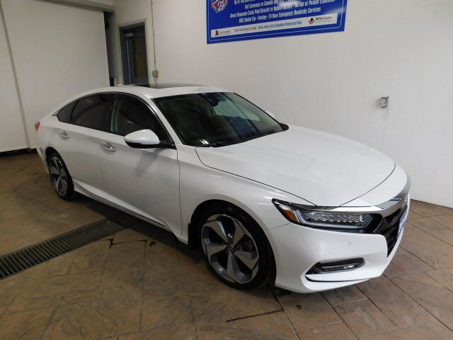 2018 Honda Accord Sedan Touring LEATHER NAVI SUNROOF Listowel ON