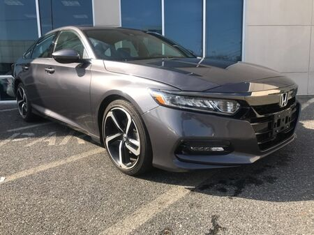 2018_Honda_Accord_Sport ** BEST MATCH ** ONE OWNER **_ Salisbury MD