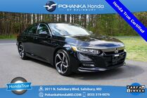 2018 Honda Accord Sport ** Honda True Certified 7 Year / 100,000  **