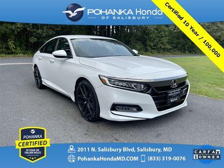 2018_Honda_Accord_Sport ** Pohanka Certified 6 Months / 6,000  **_ Salisbury MD