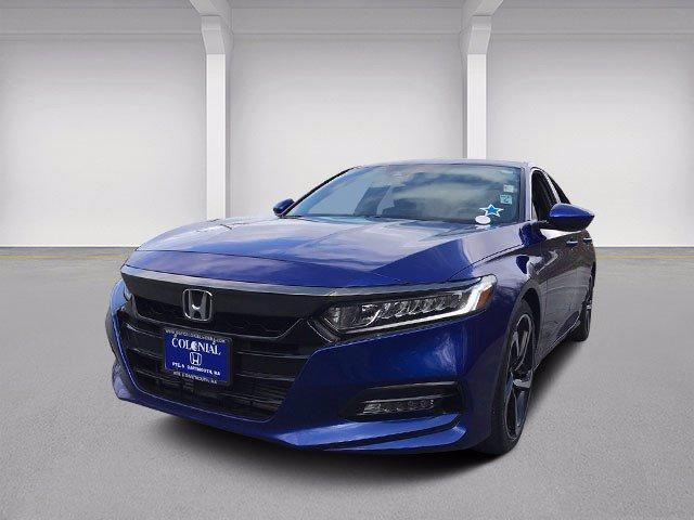 2018 Honda Accord Sport 1.5T CVT Dartmouth MA