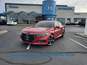 2018_Honda_Accord_Sport 1.5T CVT_ Richmond KY