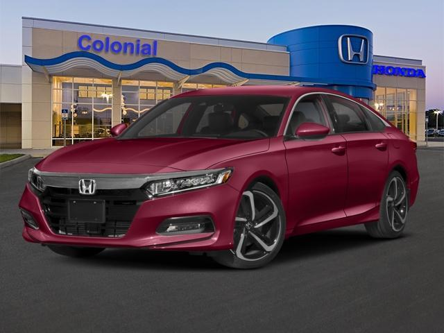 2018 Honda Accord Sport 1.5T CVT