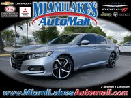 2018 Honda Accord Sport 2.0T Miami Lakes FL