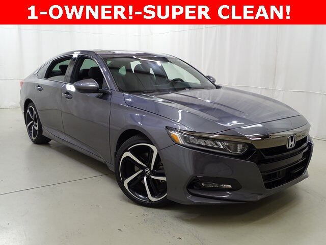 2018 Honda Accord Sport 2.0T Raleigh NC