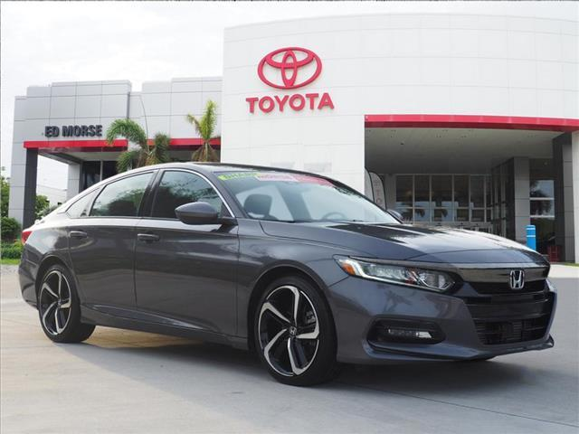 2018 Honda Accord Sport Delray Beach FL