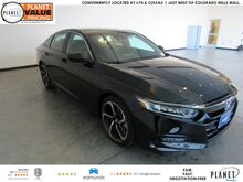 2018 Honda Accord Sport Golden CO