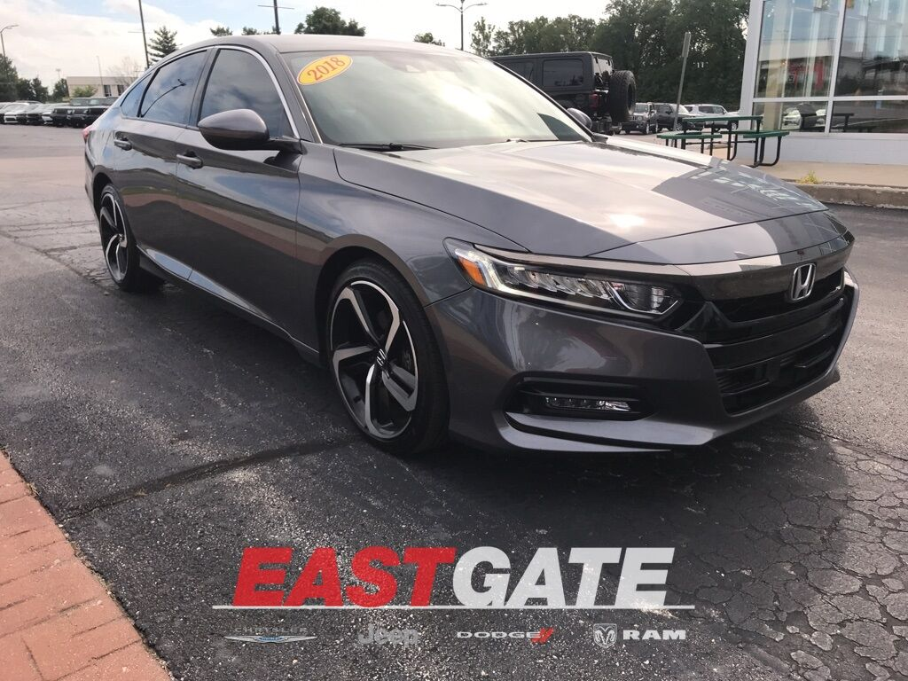 2018 Honda Accord Sport Indianapolis IN