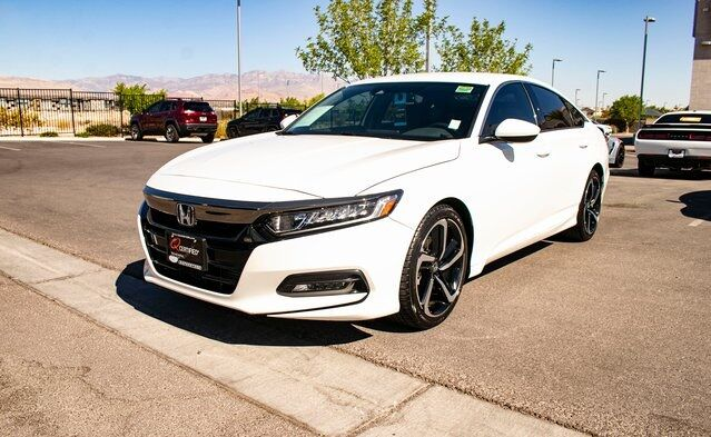 2018 Honda Accord Sport Las Vegas NV