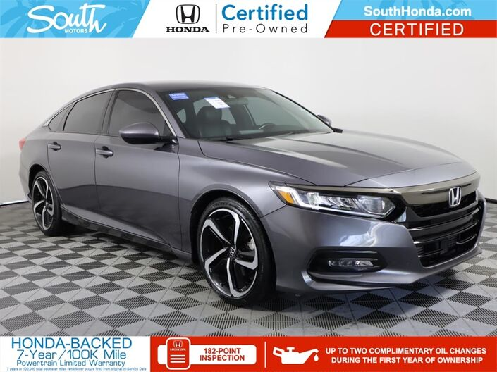 2018 Honda Accord Sport Miami FL