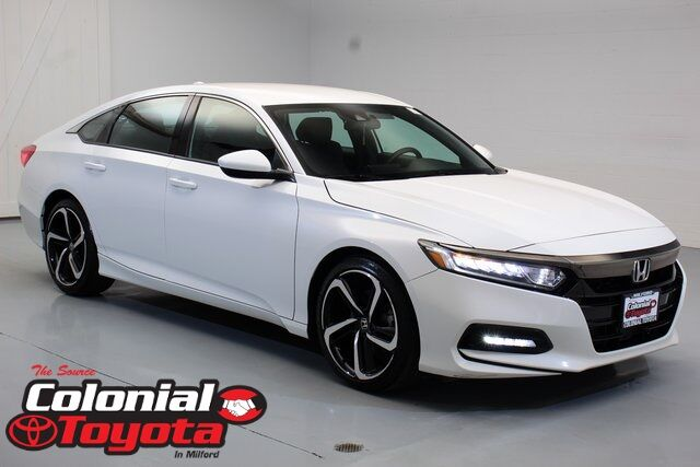 2018 Honda Accord Sport Milford CT