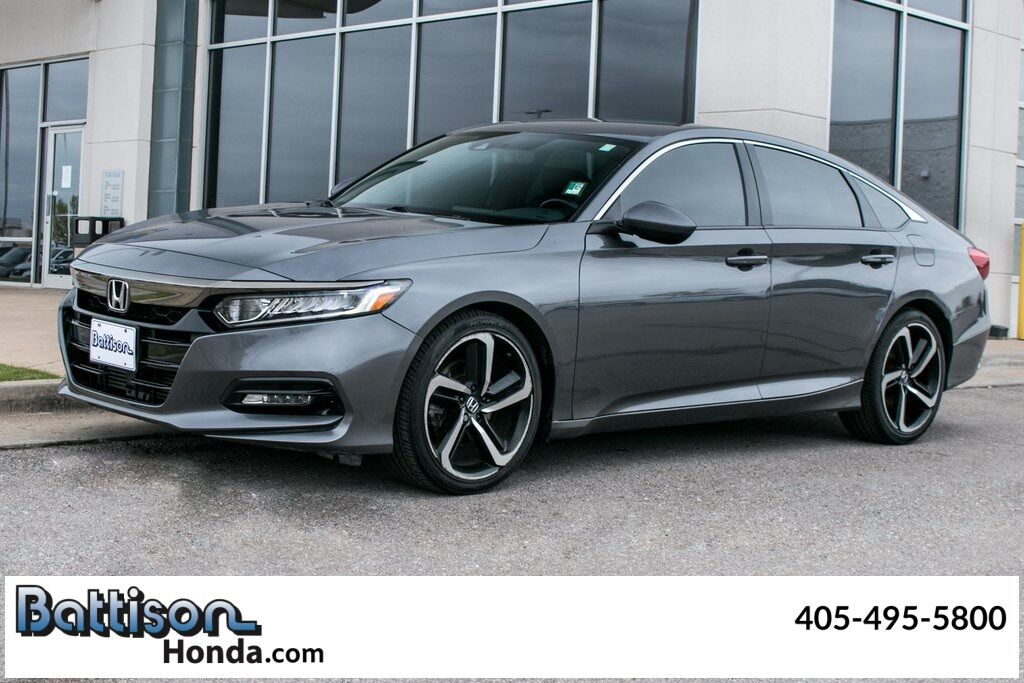 2018_Honda_Accord_Sport_ Oklahoma City OK