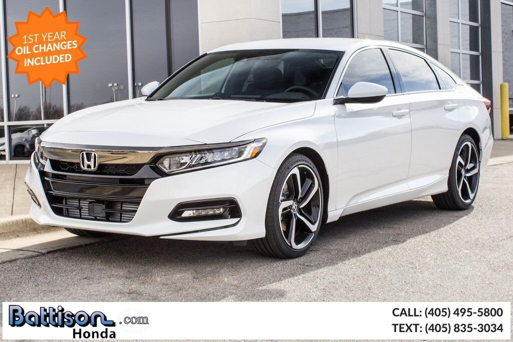 2018 Honda Accord Sport Oklahoma City Ok