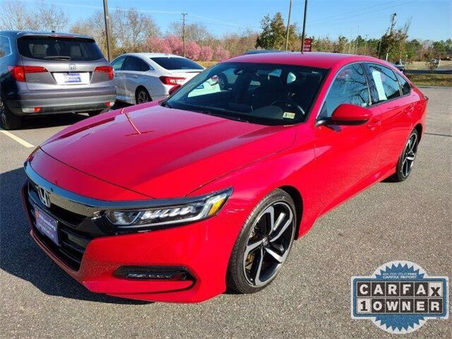2018 Honda Accord Sport Williamsburg VA