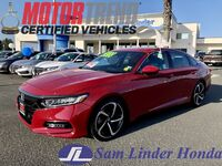 2018 Honda Accord Sport w/Pedigree