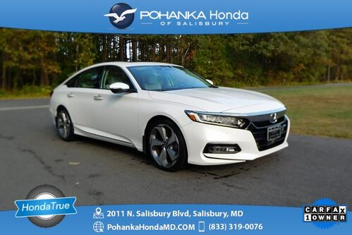 2018_Honda_Accord_Touring ** Honda True Certified 7 Year / 100,000  **_ Salisbury MD