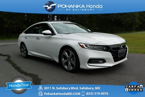 2018_Honda_Accord_Touring ** Navi ** Honda True Certified 7 Year/100,000  **_ Salisbury MD