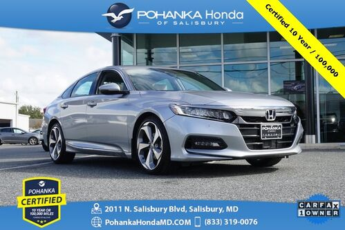 2018_Honda_Accord_Touring ** Pohanka Certified 10 Year / 100,000  **_ Salisbury MD