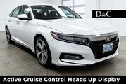2018 Honda Accord Touring 2.0T Active Cruise Control Heads Up Display Portland OR