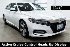 2018_Honda_Accord_Touring 2.0T Active Cruise Control Heads Up Display_ Portland OR